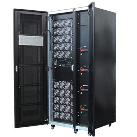MPS9335C 10-1200KVA With Switch Cabinet Modular UPS Systems