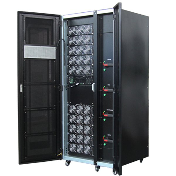 MPS9335C 30-300KVA With Switch Cabinet Modular UPS Systems
