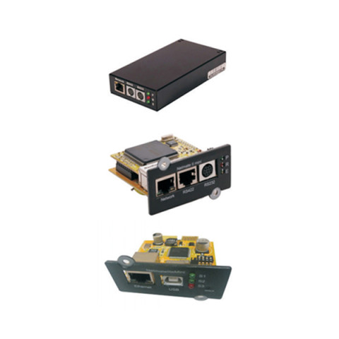 SNMP Card and AS400 Card for UPS (snmp ups card,ups snmp card,snmp card for ups)