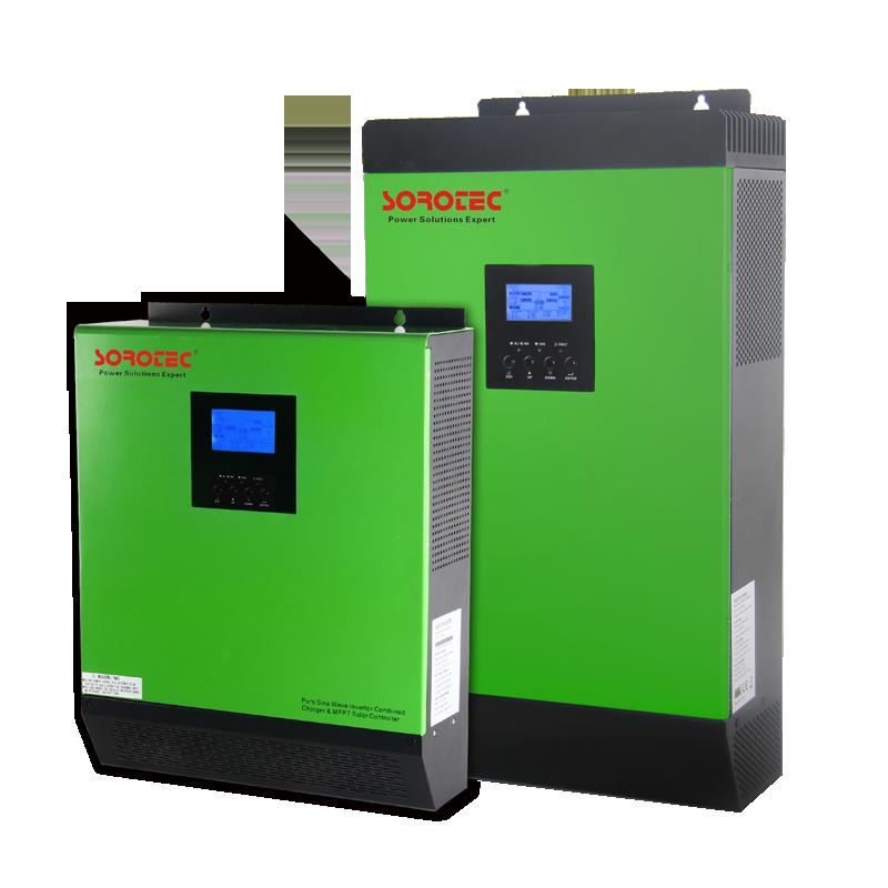 SSP3118C off grid solar inverter specifications 1-5KVA(solar off grid inverters)