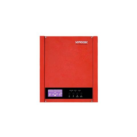 SSP3111C 1-2KVA Modified Sine Wave Solar Power Inverter For Home With PWM Solar Charge Controller 1