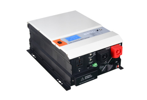 SSP3115C 1-12KVA Low Frequency Pure Sine Wave Inverter with MPPT Solar Charge Controller