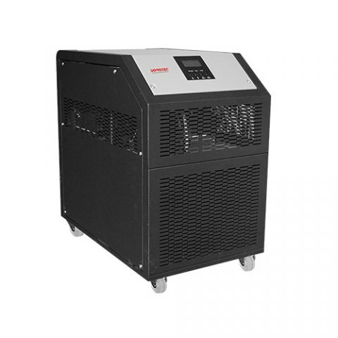 SPS3115C 1-12KVA High Frequency Telecom Outdoor Commercial Solar Inverter System