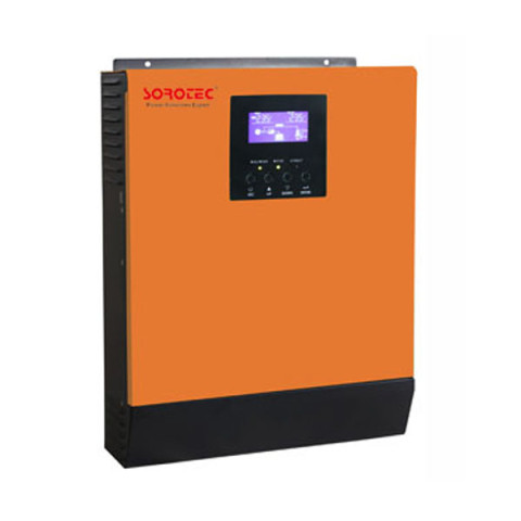SSP3118C2 1KVA ~ 5KVA Off-grid Pure Sine Wave Solar Inverter Built-in MPPT Solar controller