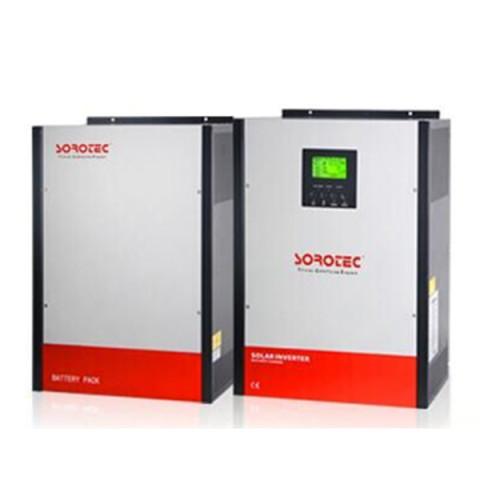 SSP3119C 1-5KVA Onoff Grid Hybrid Solar Inverter with Energy Storage